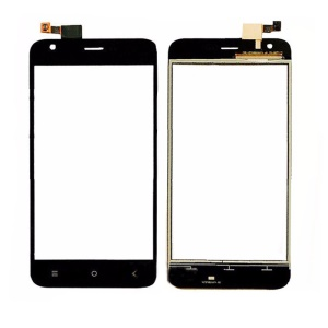 Assembly Digitizer Touch Screen Glass Replace Part for Ark S502 Plus - Black