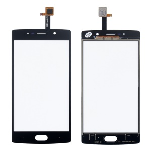 Assembly Digitizer Touch Screen Glass for Doogee BL7000 - Black