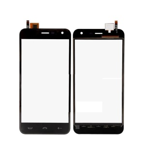 Assembly Digitizer Touch Screen Glass for Homtom Ht3 - Black
