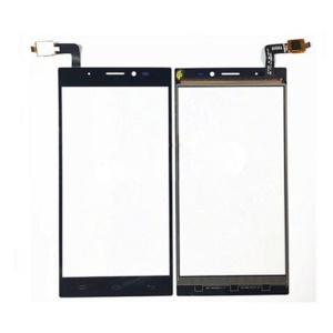 Assembly Digitizer Touch Screen Glass Replacement for Doogee F5 - Black