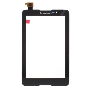 Black Touch Digitizer Screen for Lenovo IdeaTab A7-50 A3500 (Refurbished)