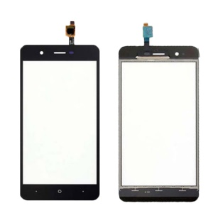 Assembly Digitizer Touch Screen Glass Replace Part for Wiko Harry- Black