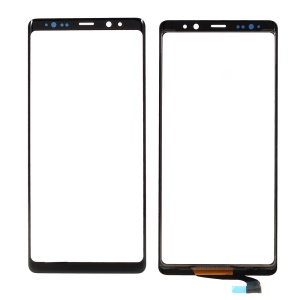 Touch Digitizer Screen Glass Part for Samsung Galaxy Note 8 N950 - Black