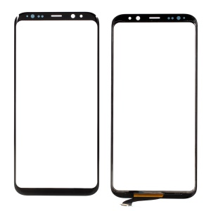 Digitizer Touch Screen Glass Part Replacement for Samsung Galaxy S8 Plus G955 - Black