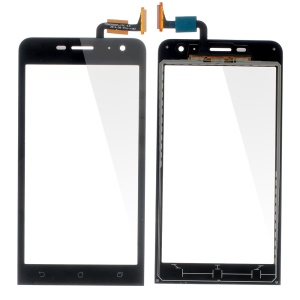 OEM Touch Digitizer Screen Front Glass Replacement for ASUS Zenfone 5 Lite A502CG - Black
