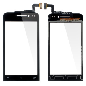 OEM Touch Digitizer Screen Glass Replacement for ASUS Zenfone 4 A400CG - Black