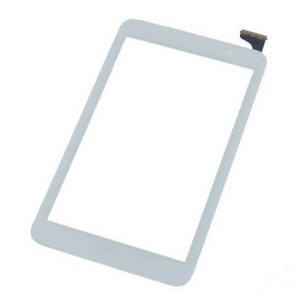 OEM Touch Digitizer Screen Front Glass Part for Asus MeMO Pad 7 ME176C - White