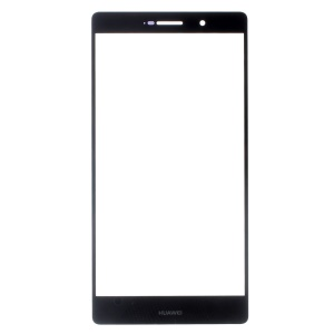 For Huawei Ascend P8 Max Front Screen Glass Lens Part - Black