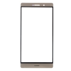 Front Screen Glass Lens for Huawei Ascend P8 Max - Champagne