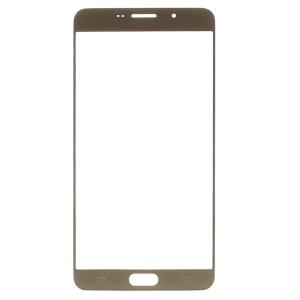 OEM Front Screen Glass Lens Part for Samsung Galaxy A9 (2016) - Champagne