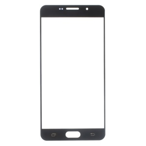 Front Screen Glass Lens Replacement for Samsung Galaxy A7 SM-A710F (2016) - Black