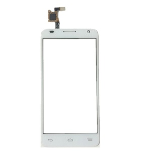 OEM Touch Digitizer Screen Glass Part for Alcatel One Touch Idol 2 Mini S OT-6036 - White