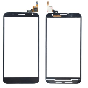 OEM Touch Digitizer Screen Glass Replacement for Alcatel One Touch IDOL 2 S OT-6050 - Black