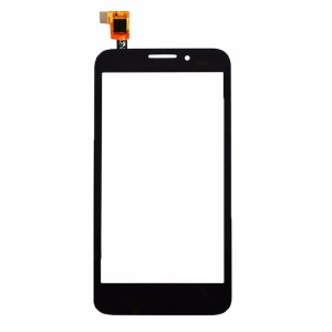 OEM for Alcatel One Touch Fierce OT-7024 Touch Digitizer Screen Glass Replacement - Black