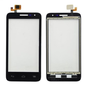 OEM  for Alcatel One Touch POP D5 OT-5038 Touch Digitizer Screen Glass Replacement - Black