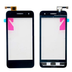 OEM for Alcatel One Touch Pop S3 OT-5050 Touch Digitizer Screen Glass Replacement - Black