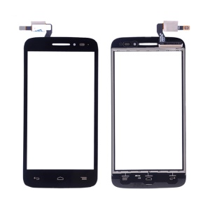 OEM Touch Digitizer Screen Glass for Alcatel One Touch Pop 2 (4.5) OT-5042 - Black