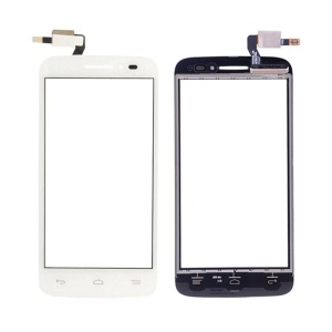 OEM Touch Digitizer Screen Glass for Alcatel One Touch Pop 2 (4.5) OT-5042 - White