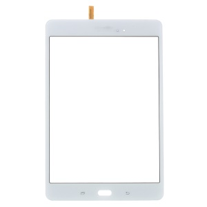 Touch Digitizer Screen Glass Spare Part for Samsung Galaxy Tab A 8.0 T350 T355 - White