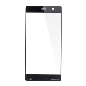 OEM Front Screen Glass Lens Replacement for Huawei P9 Plus - Black