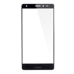 Front Screen Glass Lens Replacement for 	Huawei Mate S - Black