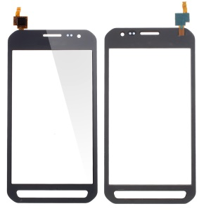 OEM Digitizer Touch Screen Glass Part for Samsung Galaxy Xcover 3 SM-G388F with Adhesive Sticker - Black