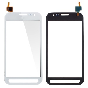 OEM Digitizer Touch Screen Glass Part for Samsung Galaxy Xcover 3 SM-G388F with Adhesive Sticker - White