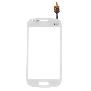Digitizer Touch Screen Glass para Samsung Galaxy Trend Plus S7580 (com Duos Letters, OEM Material Assembly) - branco