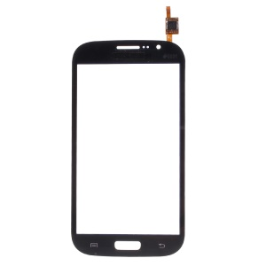 Digitizer Touch Screen Glass para Samsung Galaxy Grand I9080 I9082 (com Duos Letters, OEM material Assembly) - negro