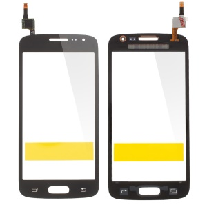 Black Digitizer Touch Screen for Samsung Galaxy 4G G3518 / LTE G386F (with Duos Letters, OEM Material Assembly)