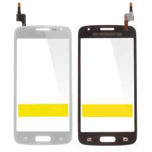 Digitizer Touch Screen Glass for Samsung Galaxy Core 4G G3518 (OEM Material Assembly) - White
