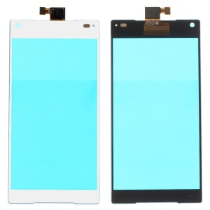 High Quality OGS Digitizer Touch Screen for Sony Xperia Z5 Compact - White