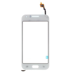 Digitizer Touch Screen Glass Part for Samsung Galaxy J1 SM-J100 (OEM Material Assembly) - White