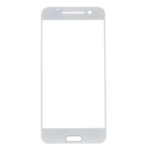For HTC One A9 Front Outer Screen Glass Lens Spare Part - White