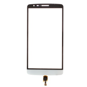 Digitizer Touch Screen Glass Replacement for LG G3 Stylus D690N D690 (OEM Material Assembly) - White