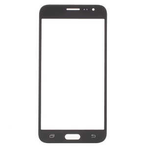 Front Screen Glass Lens Part for Samsung Galaxy J3 J320 (2016) - Black