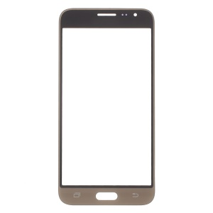 Replacement Front Screen Glass Lens for Samsung Galaxy J3 J320 (2016) - Gold
