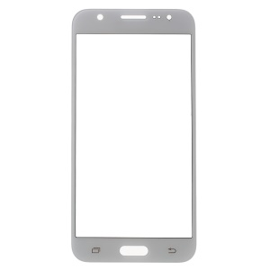 Replacement Front Screen Glass Lens for Samsung Galaxy J5 SM-J500F - White