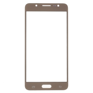 For Samsung Galaxy J5 (2016) Replacement Front Outer Screen Glass Lens  - Gold