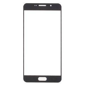 Front Screen Glass Lens Replace Part for Samsung A7 SM-A710F (2016) - Black
