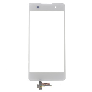 OEM for Sony Xperia E5 Touch Digitizer Screen Glass Replacement Part - White