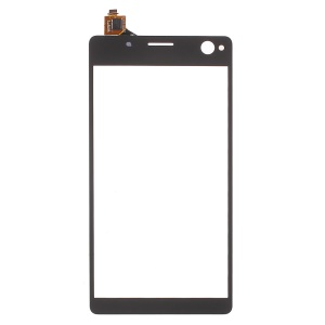 OEM Touch Screen Digitizer Parte In Vetro Per Sony Xperia C4 E5303 E5306 E5353 - Nero