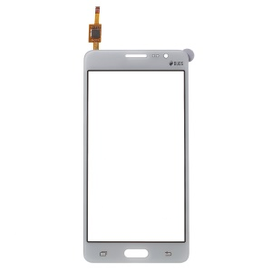 Digitizer Touch Screen Glass for Samsung Galaxy On5 Duos SM-G5500 (with Duos Letters, OEM Material Assembly) - White