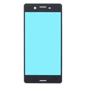 Good Quality Front Screen Glass Lens for Sony Xperia X Performance - Black