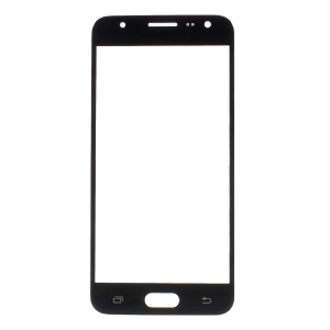 For Samsung Galaxy On5 (2016) Replacement Outer Screen Glass Lens - Black