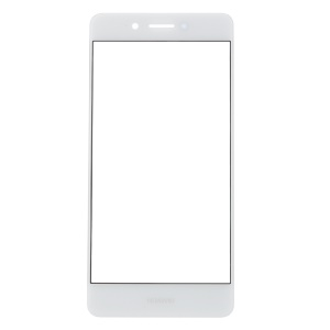 Front Screen Glass Lens Cover Replacement for Huawei Enjoy 6s - White