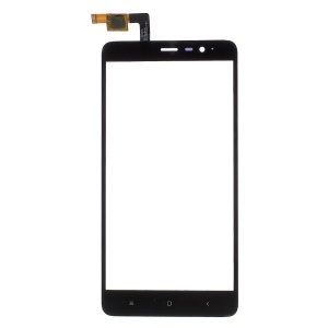 Digitizer Touch Screen Glass Replace Part for Xiaomi Redmi Note 3 - Black