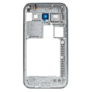 OEM Rear Housing Plate Replacement Part for Samsung Galaxy J1 SM-J100 - White