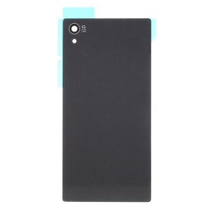 Battery Door Cover with Adhesive Sticker Replacement for Sony Xperia Z5 - Grey