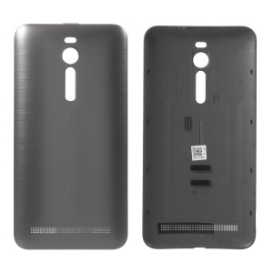 OEM Brushed Texture Battery Housing Cover Parts for Asus Zenfone 2 ZE550ML ZE551ML - Grey
